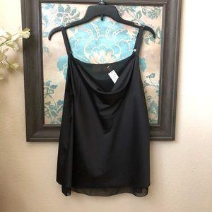 NWT White House black market drapey cami tank top